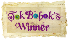 I'm a winner at Tok Bobok #8 Colours Challenge