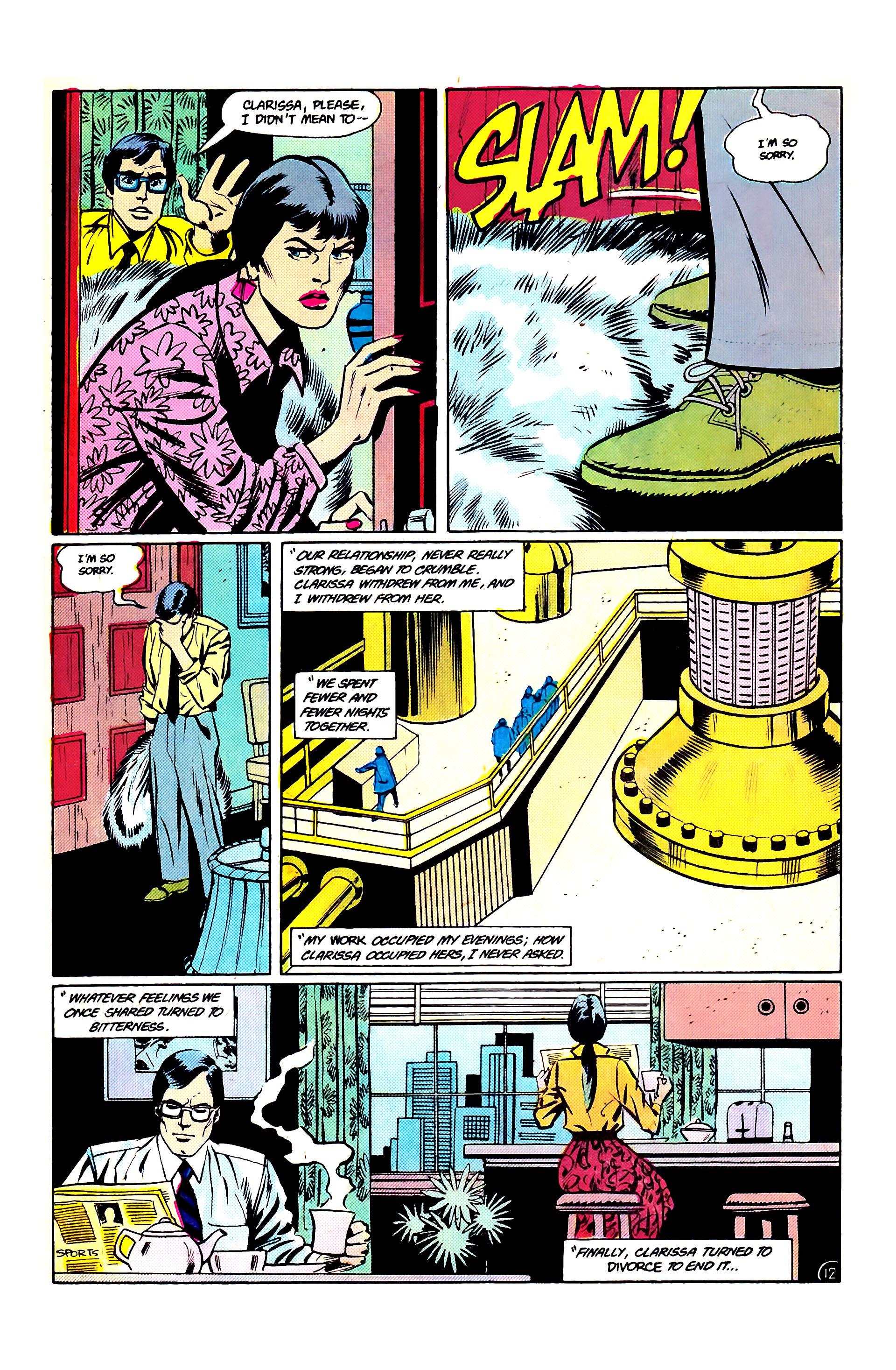 Read online Secret Origins (1986) comic -  Issue #4 - 18