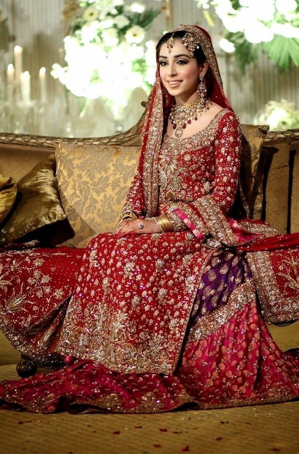 Bunto Kazmi Bridal Dresses Bridal Dresses For Nikah And