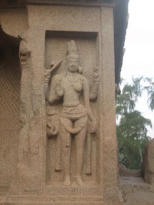 Artha-Narishwara - Dharmaraja Chariot Mahabalipuram - Pick, Pack, Go