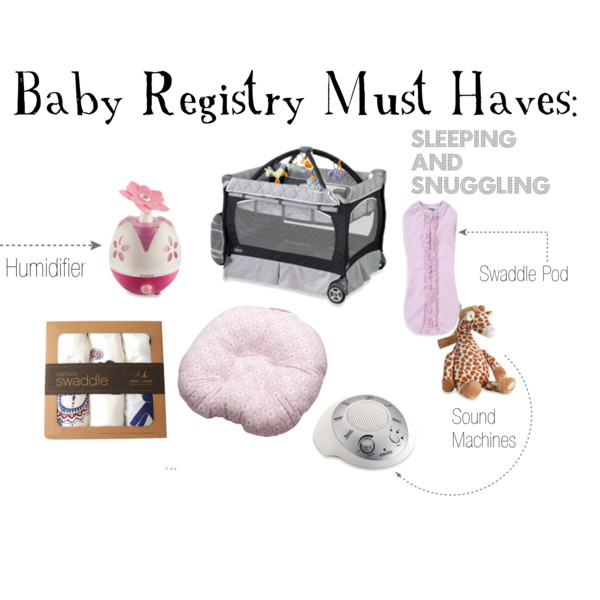 Graciously Saved Baby Registry Must Haves