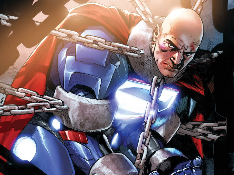 lex luthor action comics rebirth