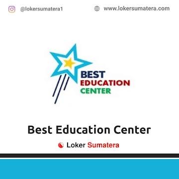 Lowongan Kerja Medan: Best Education Center Juni 2021