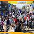 प्रो. संजय के साथ हुए मारपीट को ले मधेपुरा में बहुजनों ने निकाला विशाल आक्रोश मार्च