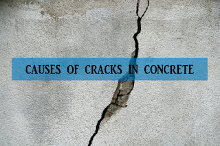 Causes of Cracks in Concrete