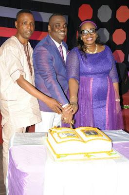Day Abuja Honours Bishop Okwudili Eze