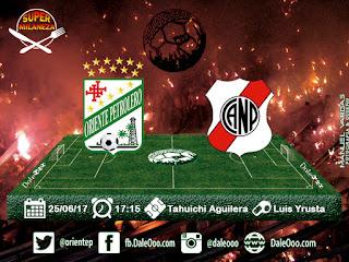 Oriente Petrolero vs Nacional Potosí - Fecha 21 Torneo Apertura 2017 - Super Milaneza - DaleOoo