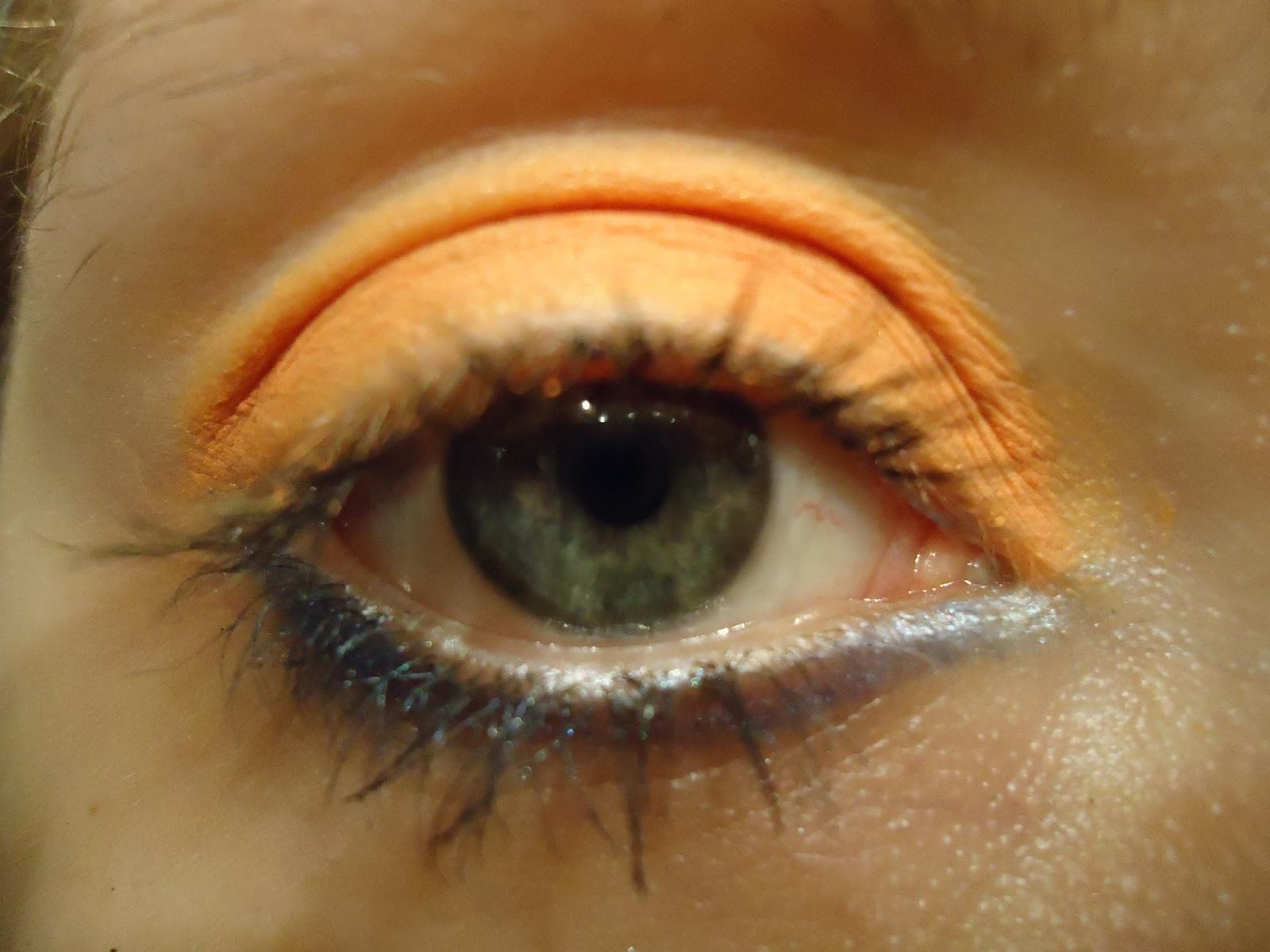 Universe Of Rainbowxxraver Neon Orange Blue Eyes