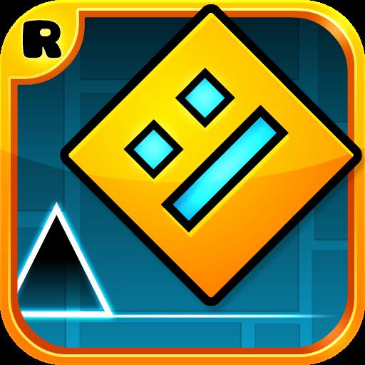 تحميل لعبة Geometry Dash v2.111 مهكرة للاندرويد وكاملة كلشي مفتوح أخر اصدار