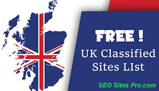 Free Classified Sites in UK
