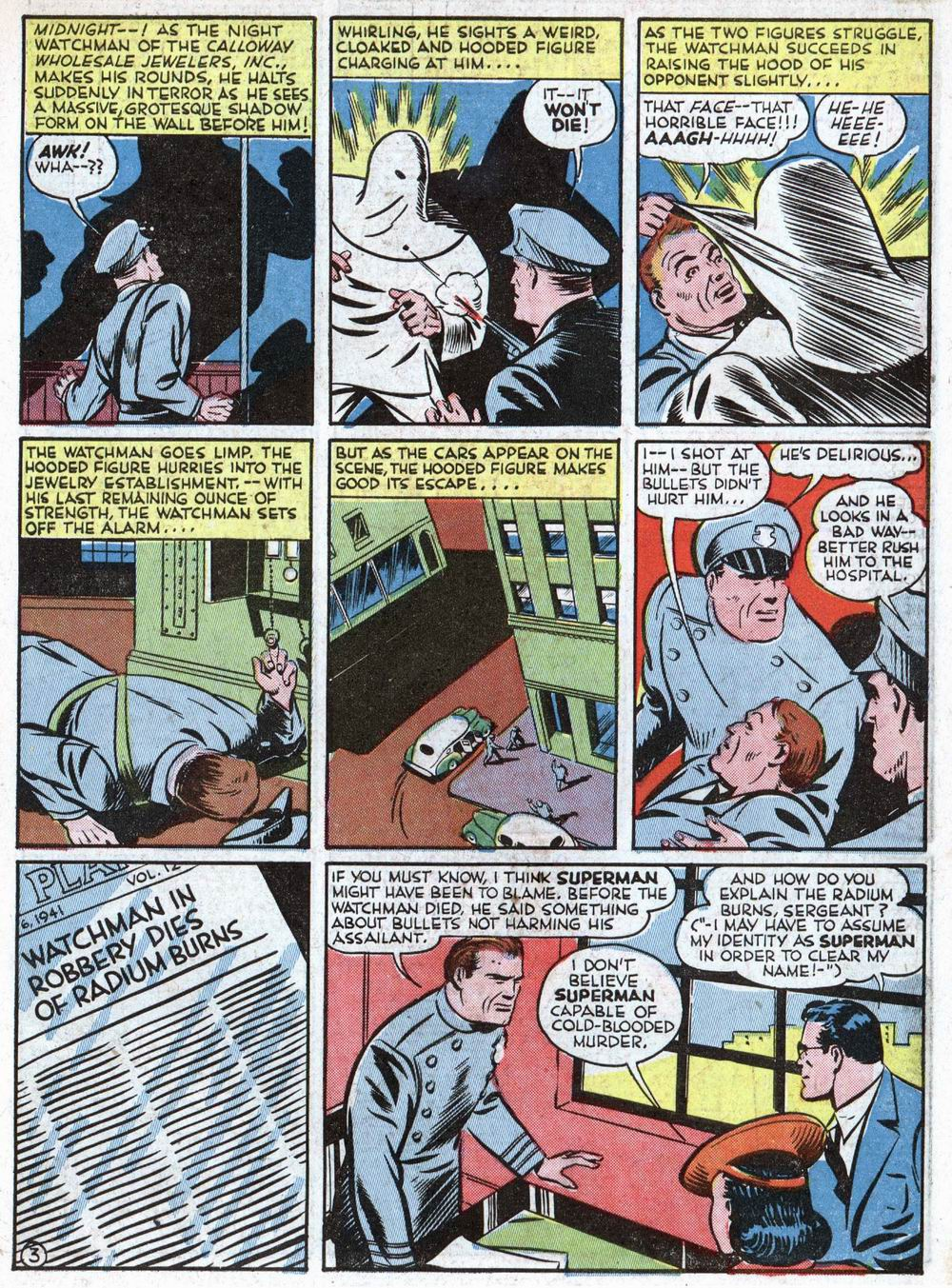 Read online Action Comics (1938) comic -  Issue #39 - 5
