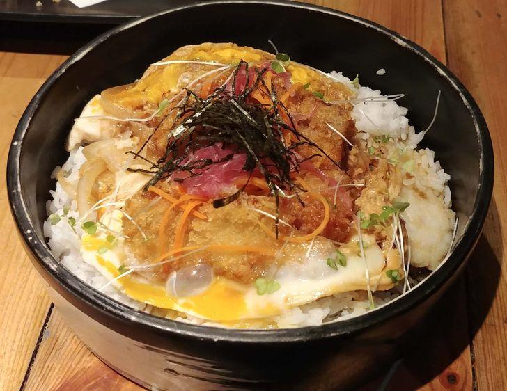 Buta Kakuni Katsudon at Ooma Japanese Restaurant
