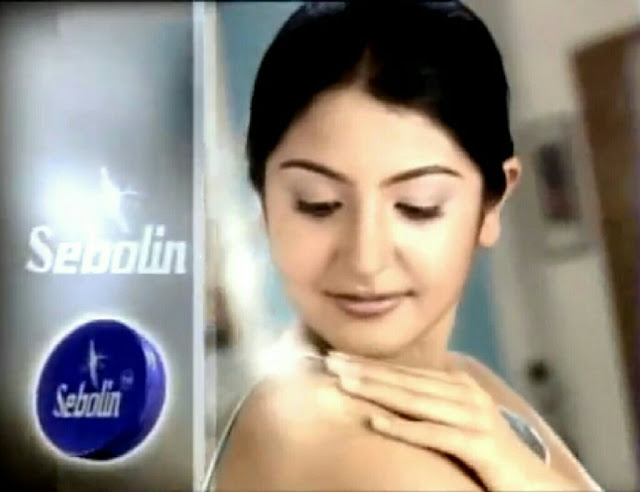 Anushka Sharma who had done 13 years ago through this ad