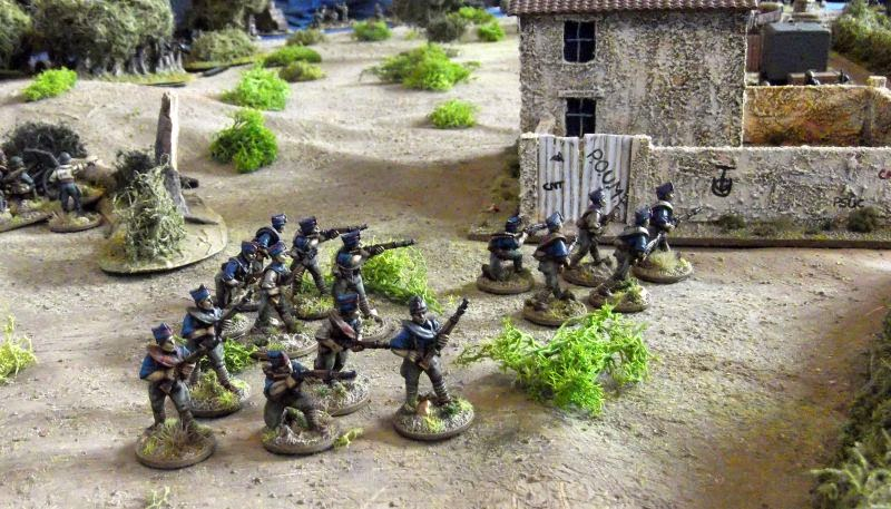Scrivsland My Spanish Civil War Game At Partizan