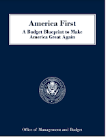 America First Budget Blueprint 2018