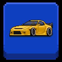 Pixel Car Racer apk mod