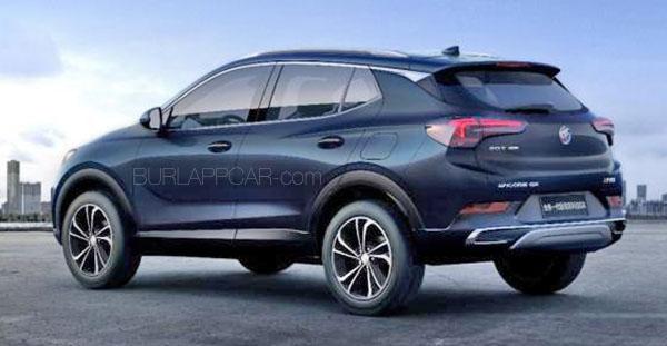 2020 Buick Encore Gx Interior - Buick Cars Review Release Raiacars.com