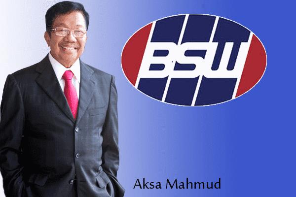 Biografi Aksa mahmud