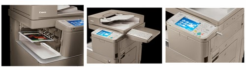 Drivers: Canon imageRUNNER ADVANCE C5030 MFP PCL6