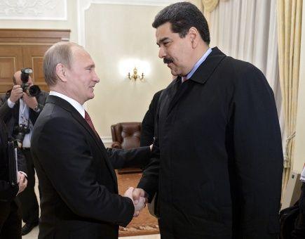 Putin rechaza inaceptables métodos terroristas aplicados contra Venezuela