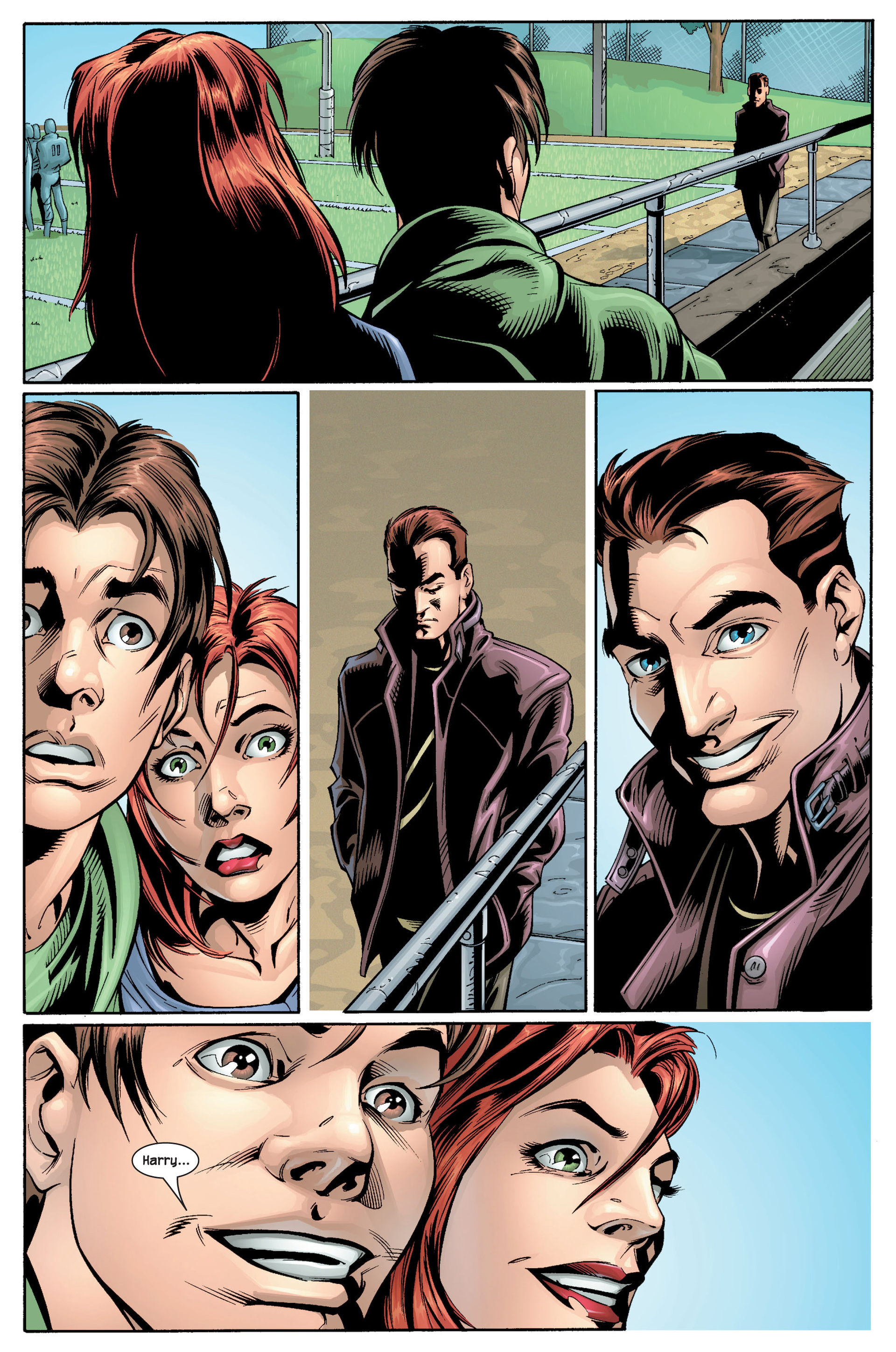 Read online Ultimate Spider-Man (2000) comic -  Issue #22 - 18