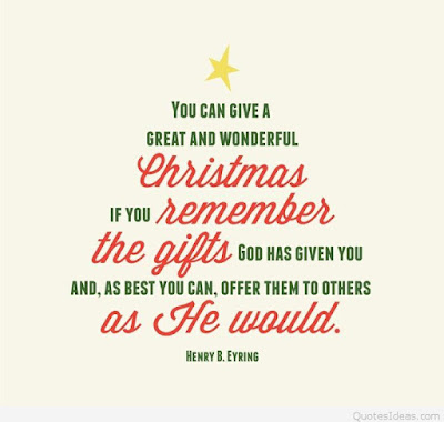 Christmas Quotes for your love ones
