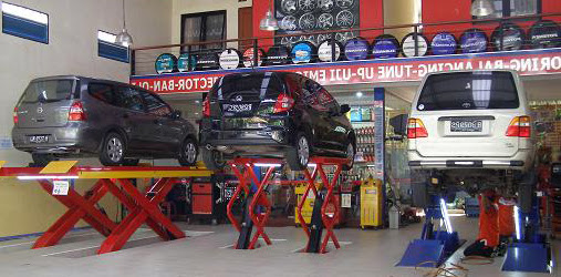Info Daftar Alamat Dan nomor Telepon Bengkel Mobil Di Makassar