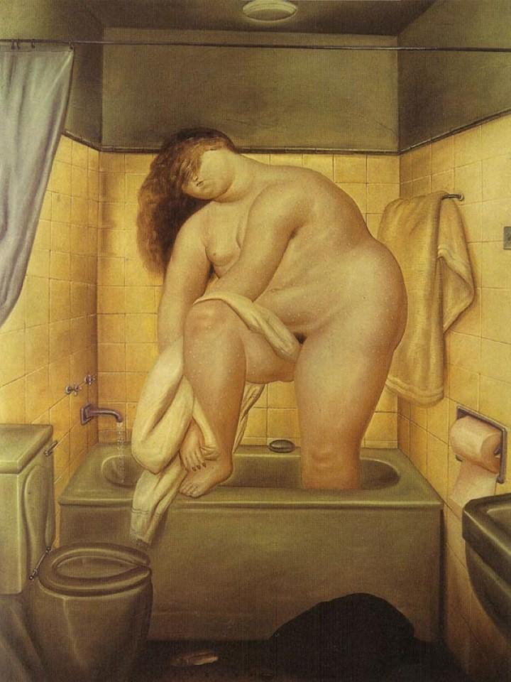 Страсти к большим формам. Fernando Botero