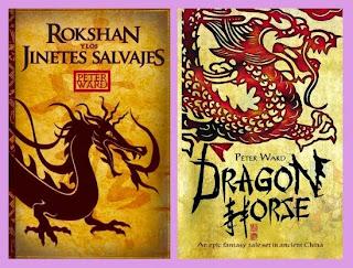 Reseña del libro Rokshan y los Jinetes Salvajes