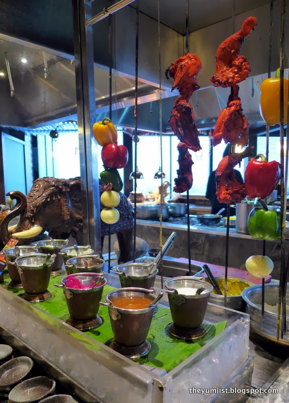 Makan Kitchen, Double Tree by Hilton