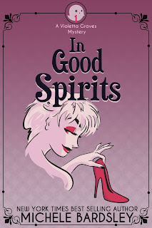 In Good Spirits - #1 Violetta Graves Paranormal Cozy Mysteries
