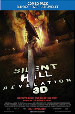 Silent Hill Revelation 3D SBS MKV Latino