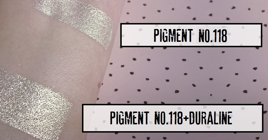 "STAR DUST"" - PIGMENT 118  INGLOT"