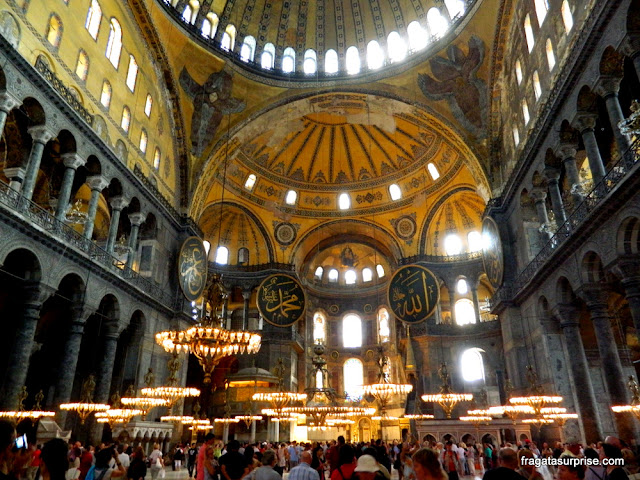 Basílica de Santa Sofia, Istambul