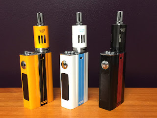Different categories of electronic cigarettes