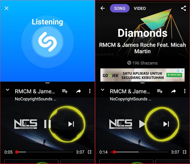 Cara Mengetahui Judul Lagu yang Sedang diputar di Android