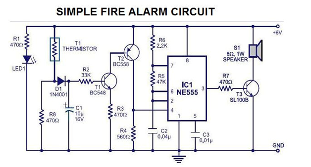 simplex wiring diagram of fire simple circuit diagram of fire alarm