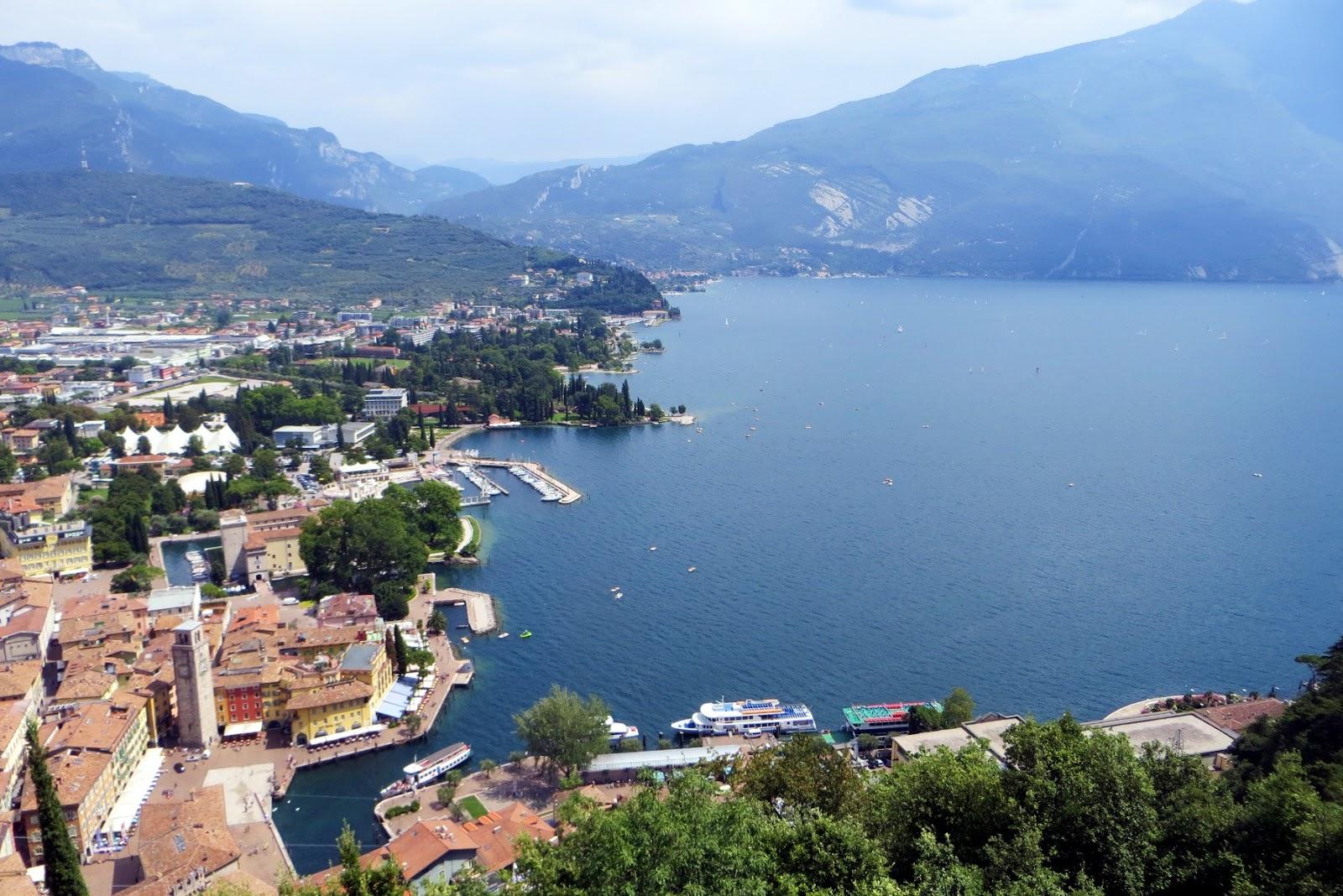 Cosa vedere a riva del garda e dintorni for Lago di garda case