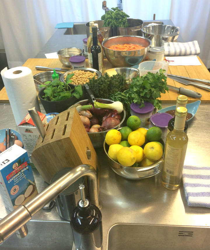 #healthyprunes cooking event, Munich, Germany