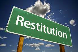 understanding restitution