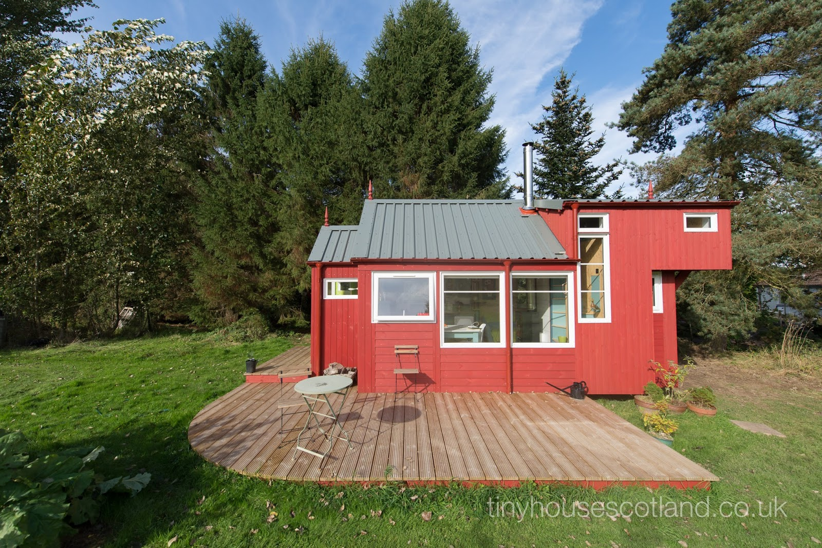 Tiny House Town The Nesthouse From Tiny House Scotland