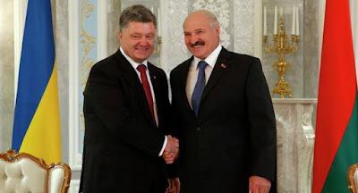 Лукашенко утверждает, что для Украины нет угрозы из Беларуси