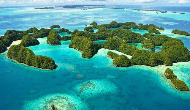 Gambar Island Batu, Palu