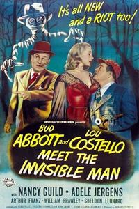 Watch Abbott and Costello Meet the Invisible Man Online Free in HD