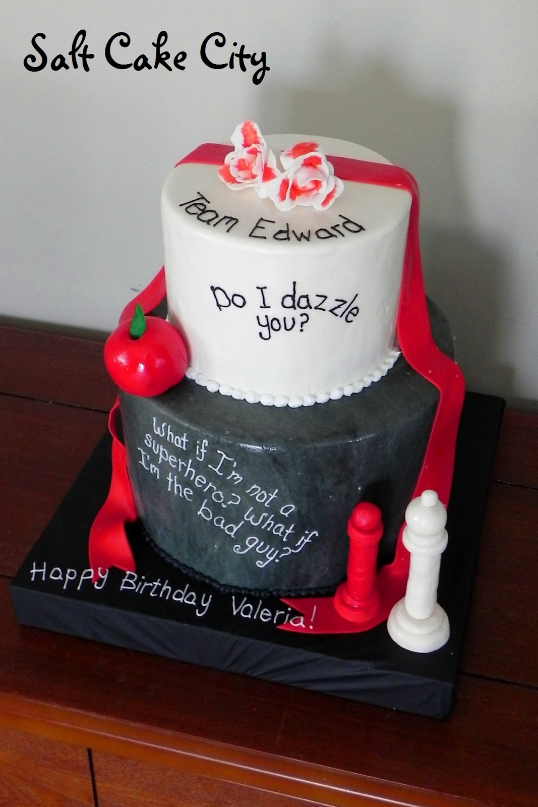 493 Twilight Quotes Cake 1 067 1 600 Pixels