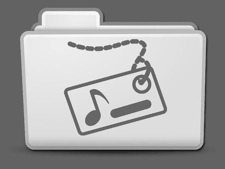 tags folder