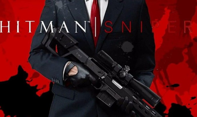 Game Bergenre Stealth - Hitman Sniper