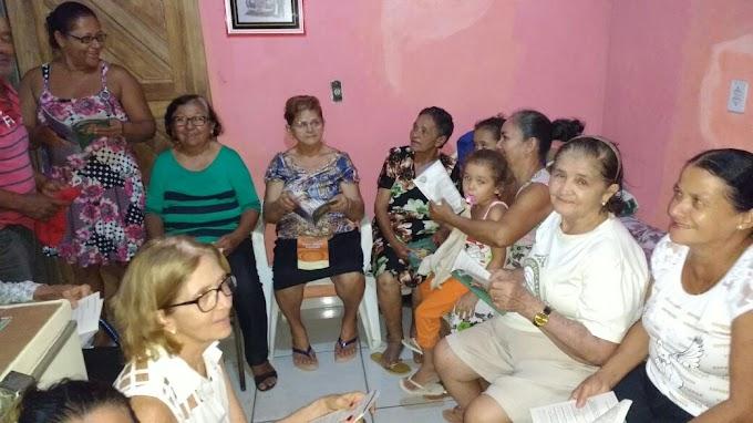 CAMPANHA DA FRATERNIDADE 2017 NA PARÓQUIA DE SANT'ANA E SÃO JOAQUIM