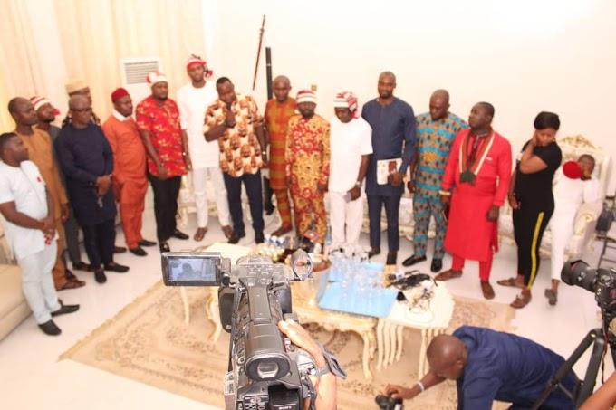 2019: OHANEZE NDI IGBO, THROW WEIGHT BEHIND GOVERNOR OKEZIE, ANYASO