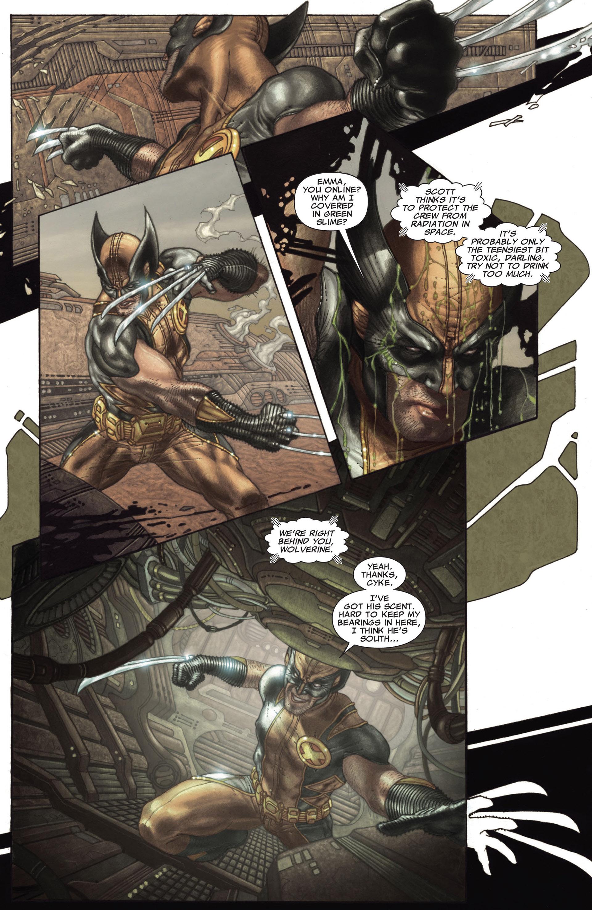 Read online Astonishing X-Men (2004) comic -  Issue #26 - 10